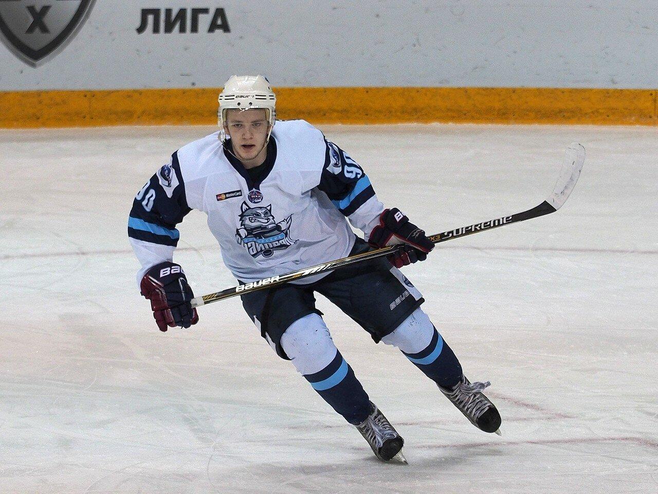 48Плей-офф МХЛ 2016 1/4 Стальные Лисы - Сибирские Снайперы 21.03.2016