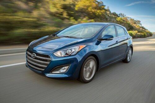 Hyundai озвучила стоимость нового седана Elantra