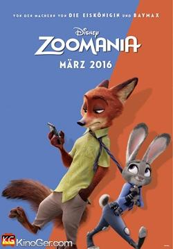 Zoomania (2016)