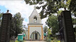 """Biserica """"Sf.M.Mc.Gheorghe"""" din or.Sîngerei"""