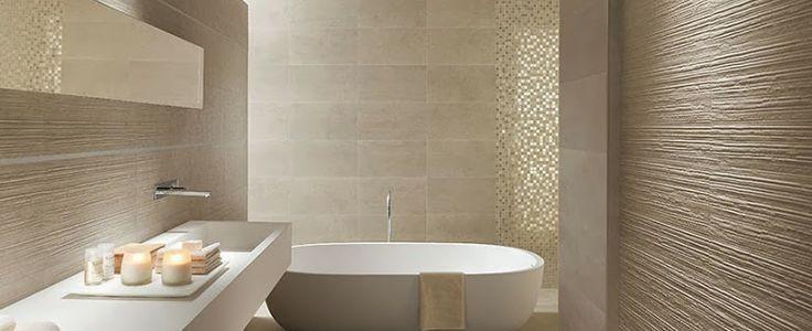 Плитка для ванной красота и удобство