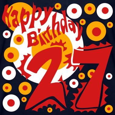 Поздравления с днём рождения в 27 лет