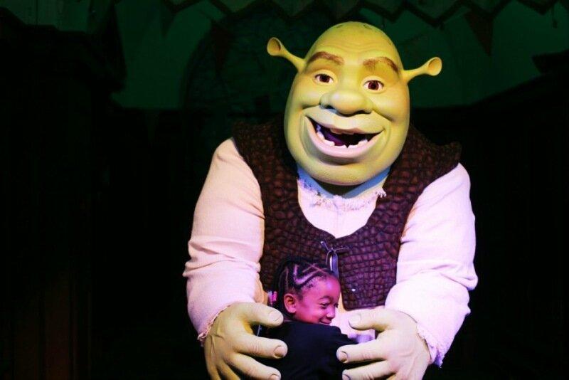 Shreks Adventures. Парк Шрека в Лондоне
