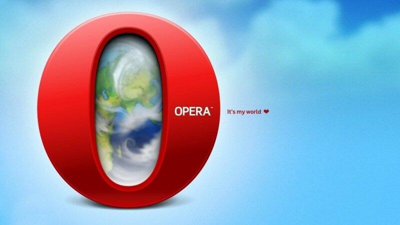 Opera Link ��������� ������