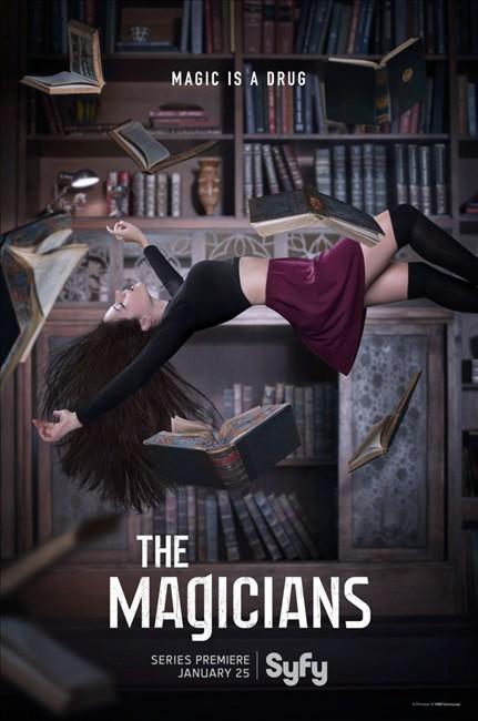 ���������� / The Magicians (1 ����� 2015)