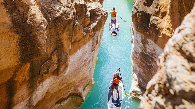 Хавасу Крик, штат Аризона Гранд-Каньон, США