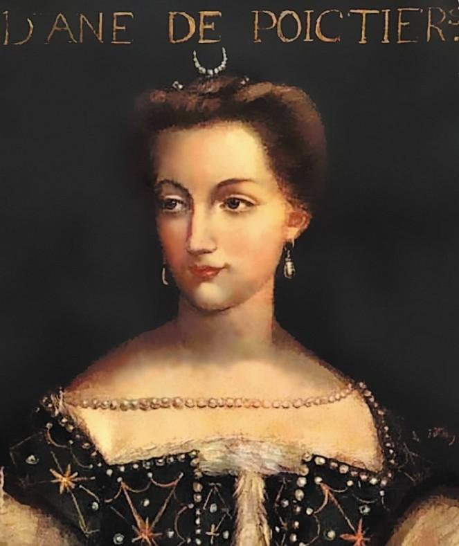 По брачной лотерее Екатерину определили в жены второму сыну французского короля Генриху Валуа. Н