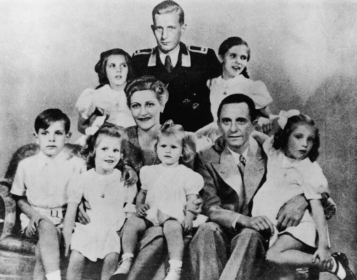 Потомки жены Йозефа Геббельса являются самой богатой семьёй в современной Германии. (Unknown)