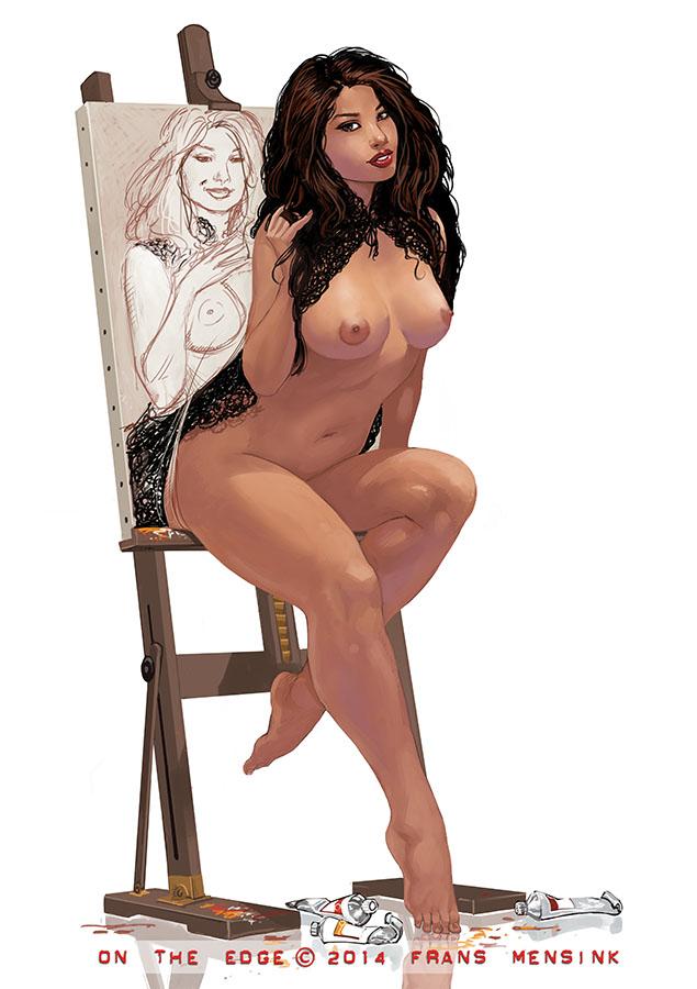 эротические рисунки pqalongese картинки № 486842 бесплатно