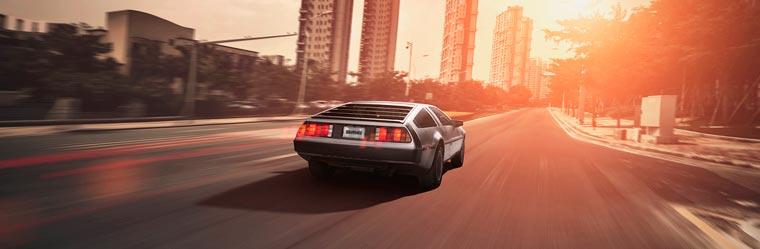 Images © DeLorean Motor Company