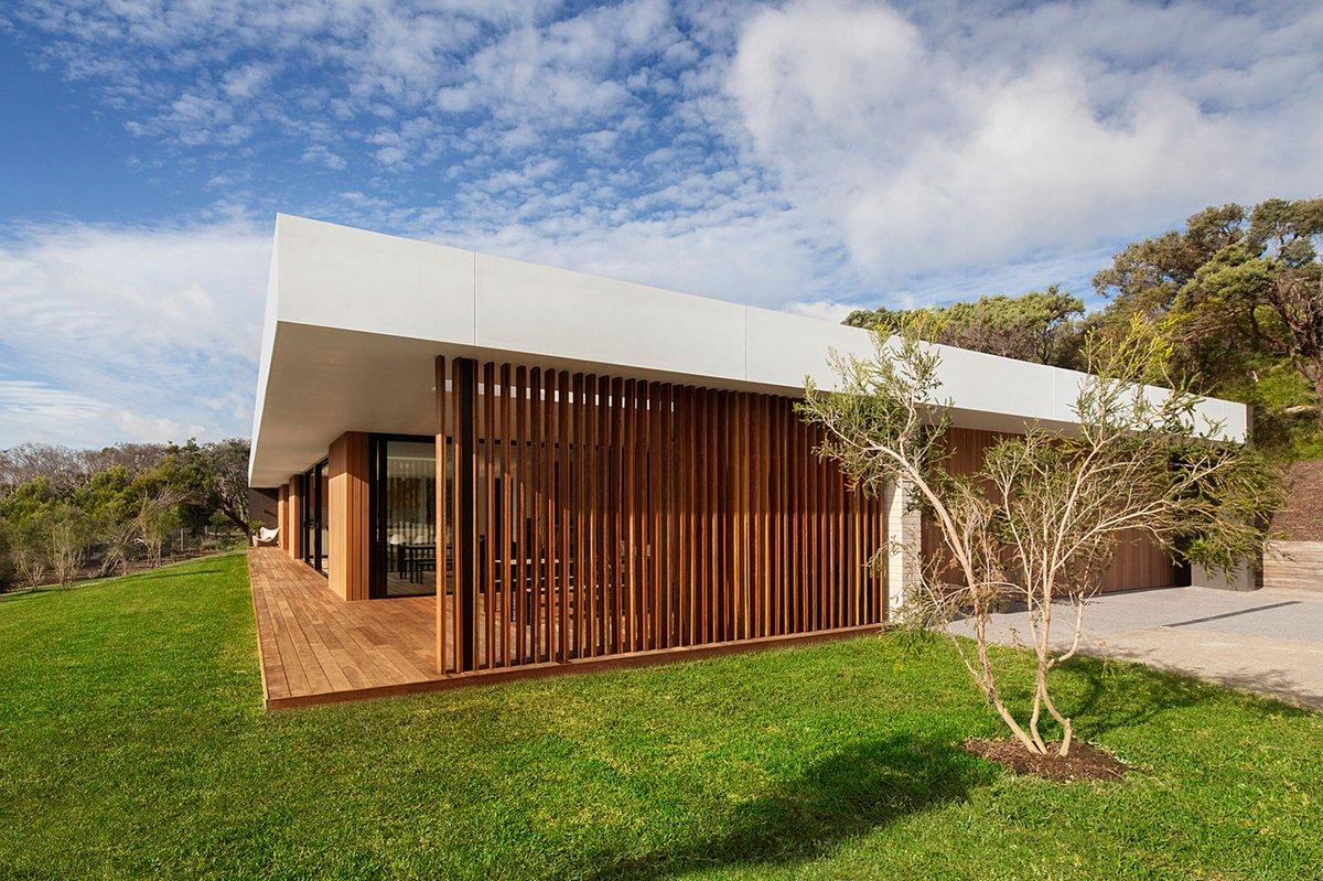 InForm, Blairgowrie 2, современные частные дома фото, дизайн современных частных домов, современный дизайн частного дома фото, частные дома Австралия