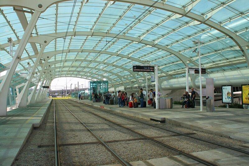 Метро в Порту (Metro in Porto)