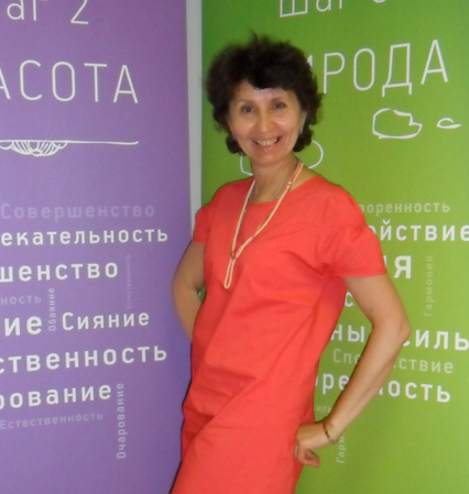 Я - Галина Зайцева ОБО МНЕ