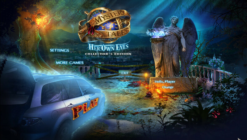 لعبة Mystery Tales: Eyes Collectors
