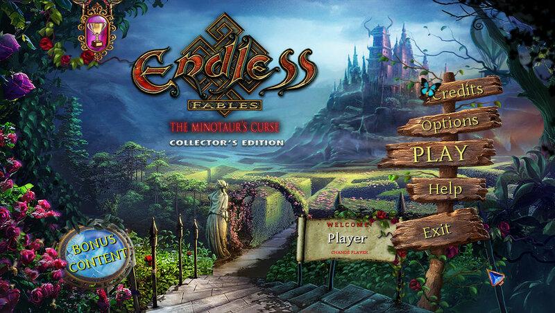 لعبة Endless Fables: Minotaurs Curse