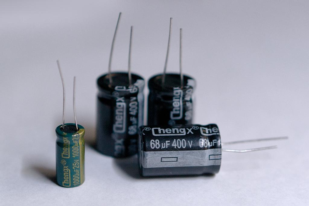 конденсаторы для вспышки