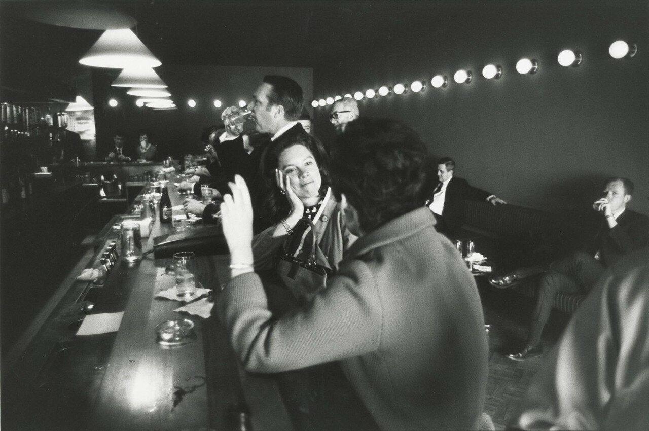 1968. Аэропорт Ла Гуардия, Нью-Йорк