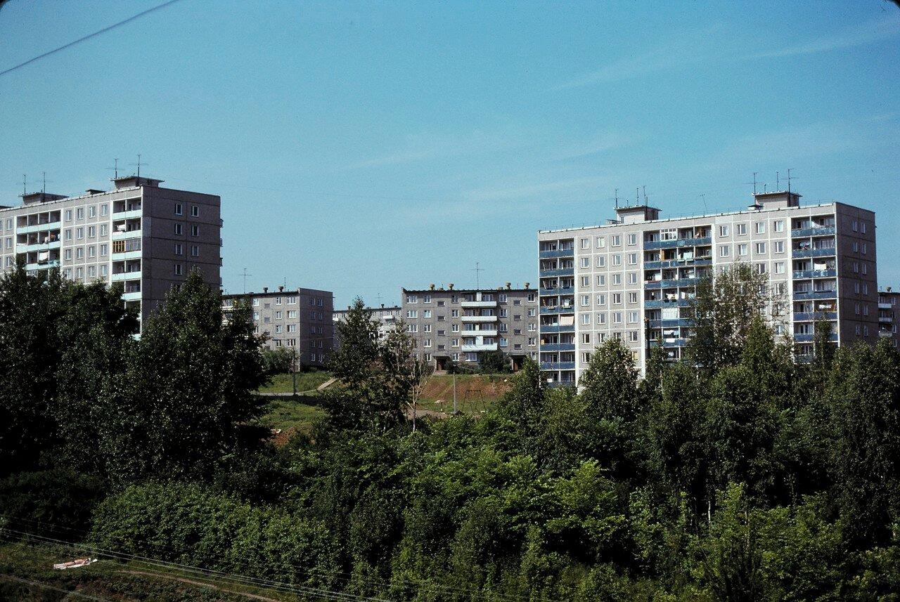 Пермь. Новые жилые дома