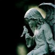 Статуя ангела