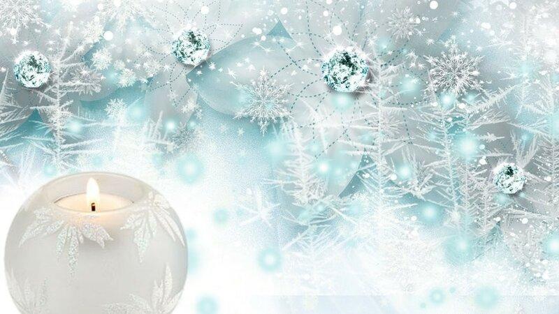 снежно-белая зима бесплатно