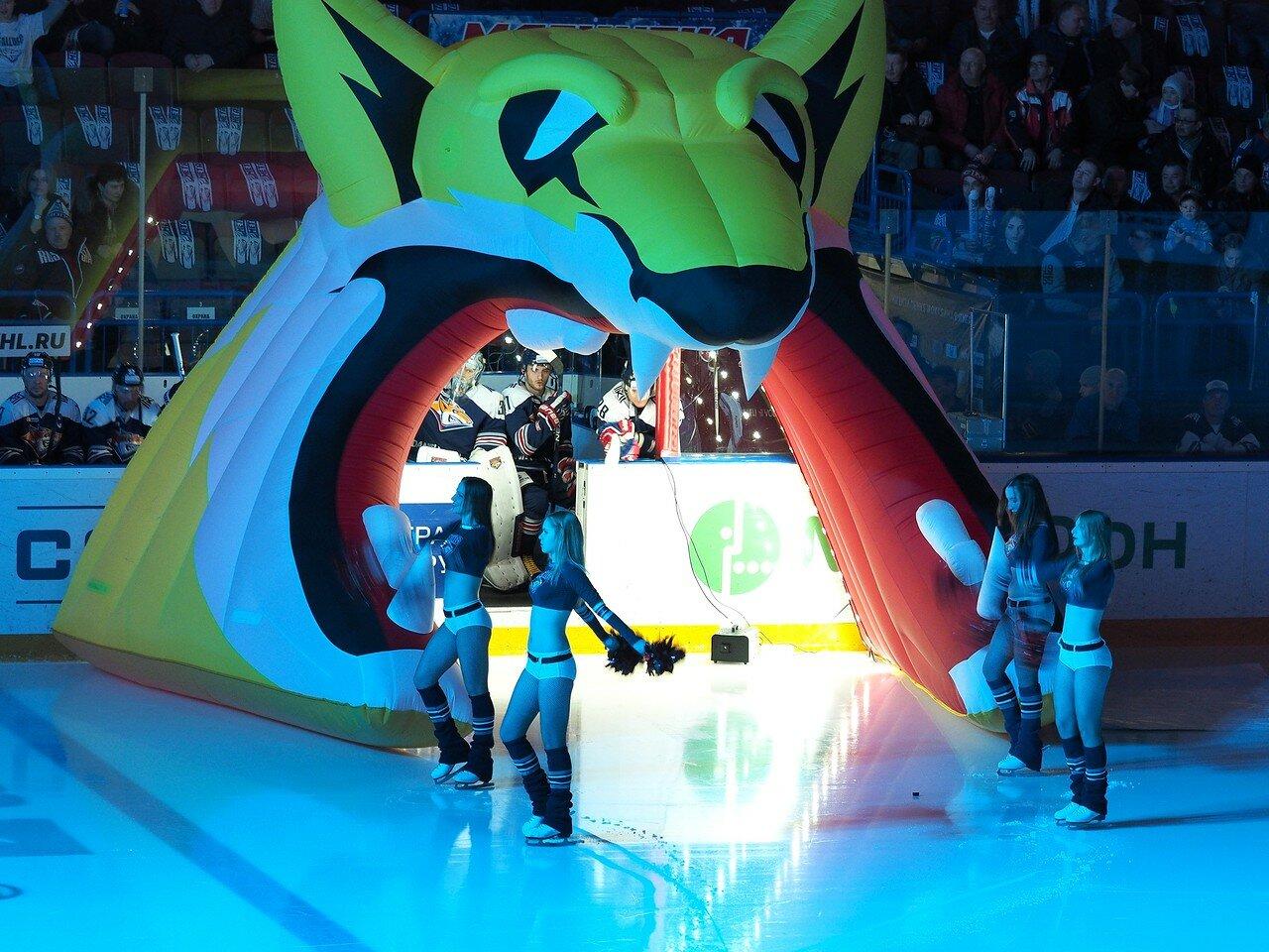 43Восток 1/4 плей-офф Металлург - Автомобилист 01.03.2016