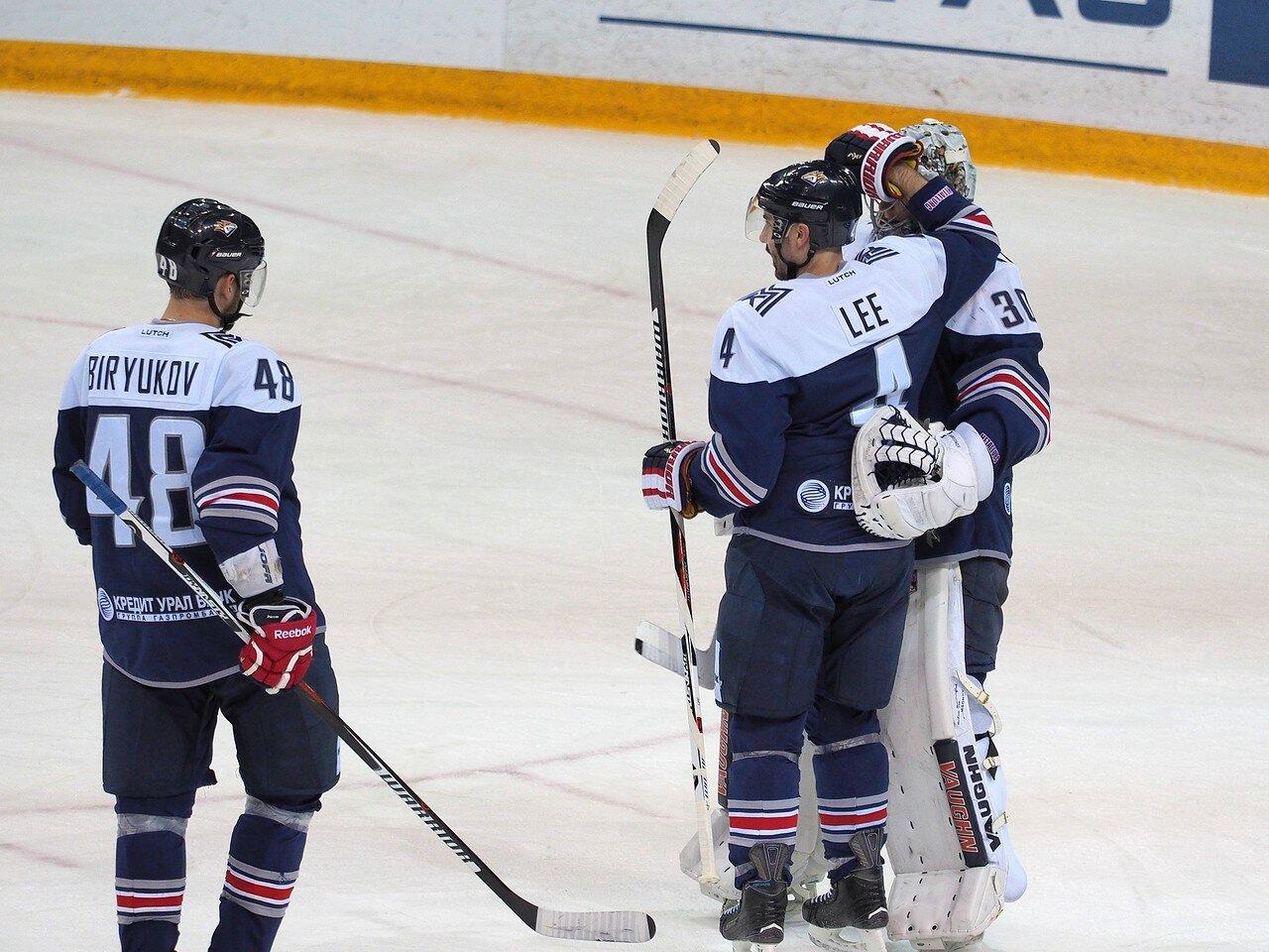 111Восток 1/4 плей-офф Металлург - Автомобилист 01.03.2016