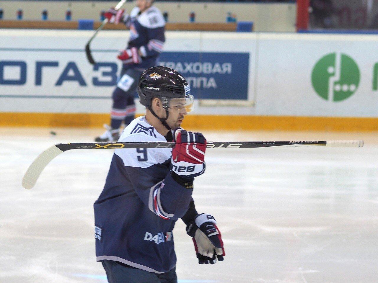 2Плей-офф 2016 Восток 1/2 Металлург - Сибирь 10.03.2016