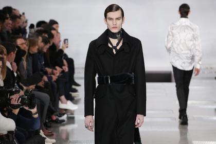 Коллекция мужской одежды, посвященная Парижу