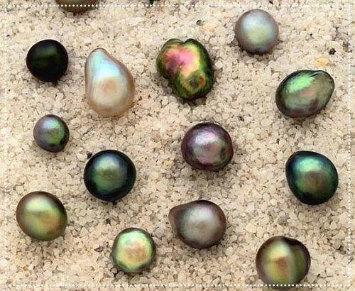 Что такое культивированный жемчуг?
