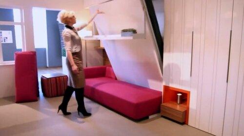 Функциональная мебель трансформер
