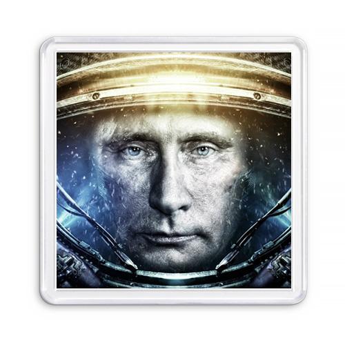 МАГНИТ АКРИЛОВЫЙ / ПРЕЗИДЕНТ РФ (арт. 000272)