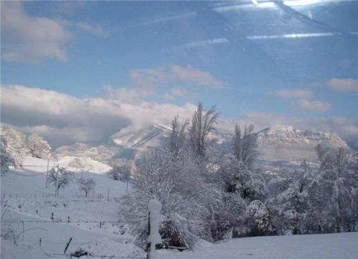 Прекрасные европейские горы Альпы в снегу 0 221f56 8f967e4f XL