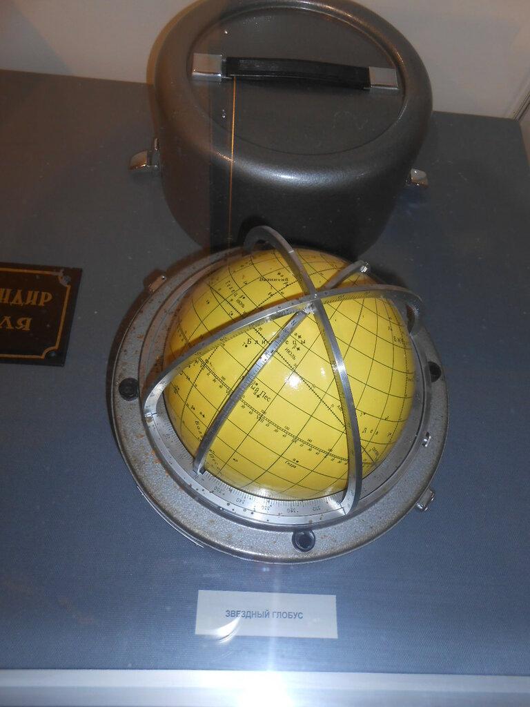 В Центральном военно-морском музее.