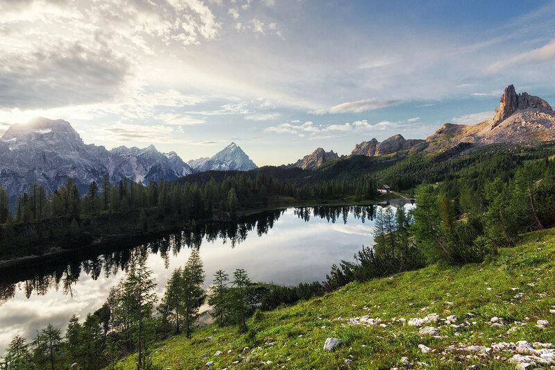 Поразительные Альпы с фотографом Лукасом Фурлани 0 1c4108 b68347b3 XL