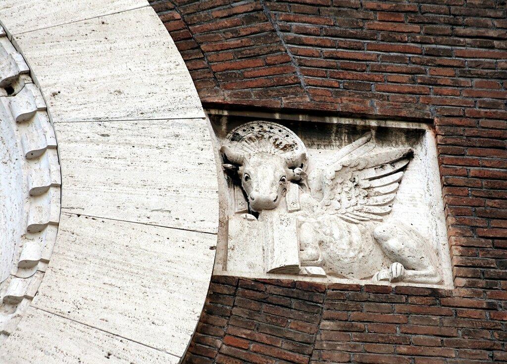 Рим. Базилика Сан-Камилло-де-Леллис (Basilica di San Camillo de Lellis)