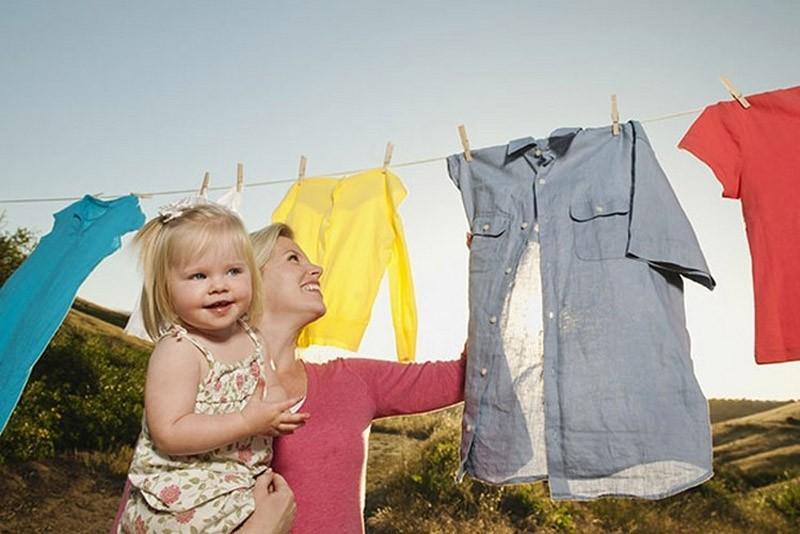 8. Правило восьмое: не требуйте от мужа равноправного участия в домашних делах и уходе за детьми Даж