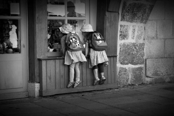 Настоящие эмоции в уличной фотографии