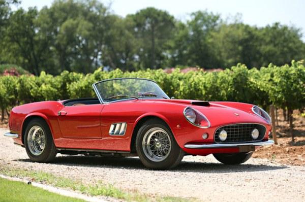 Ferrari 250 LM, 1964 — $17600000