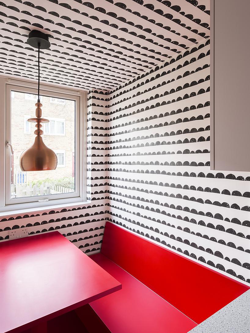 Дизайн интерьера маленькой квартиры в Лондоне фото 2