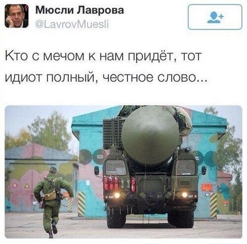Россия и Запад: Политика в картинках #13