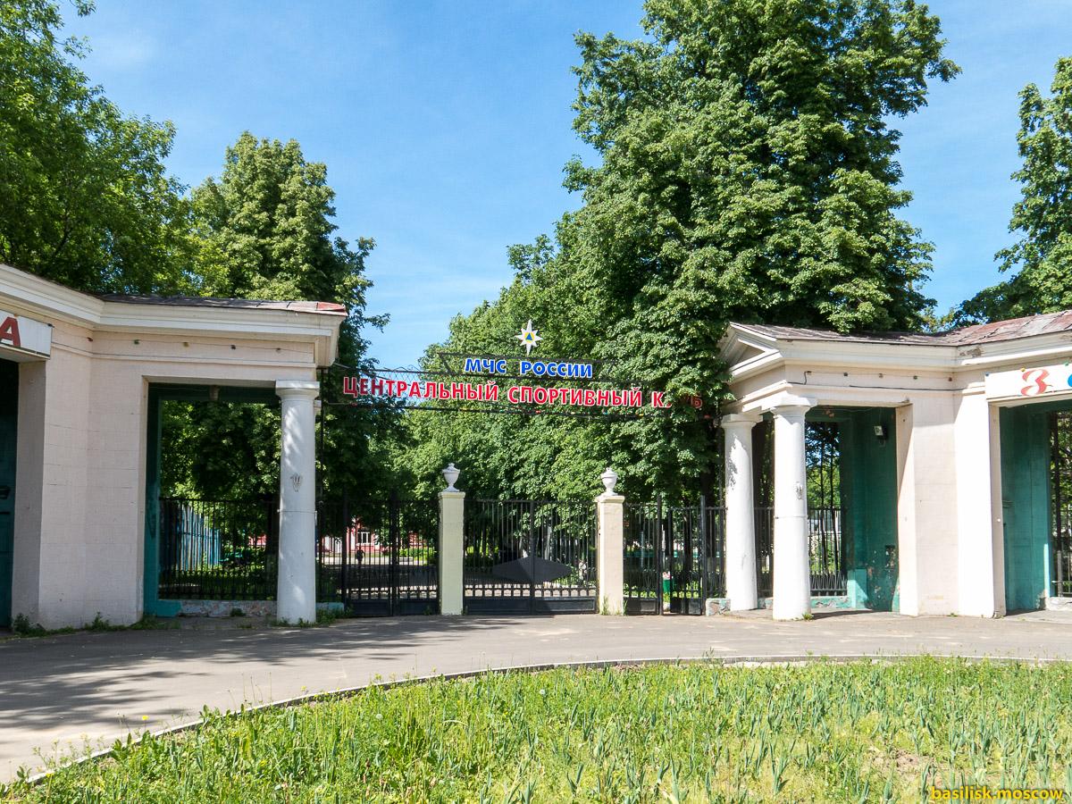 Москва. Шоссе Энтузиастов. Июнь 2015