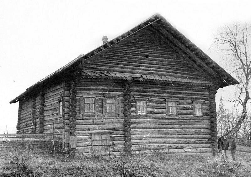 Семёнково. Дом Жукова