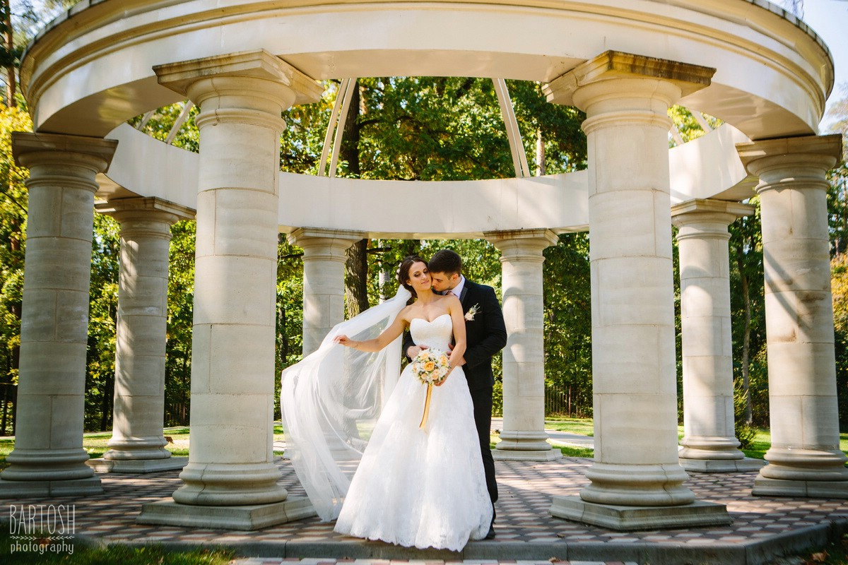 Свадебные фото Жанны и Жени