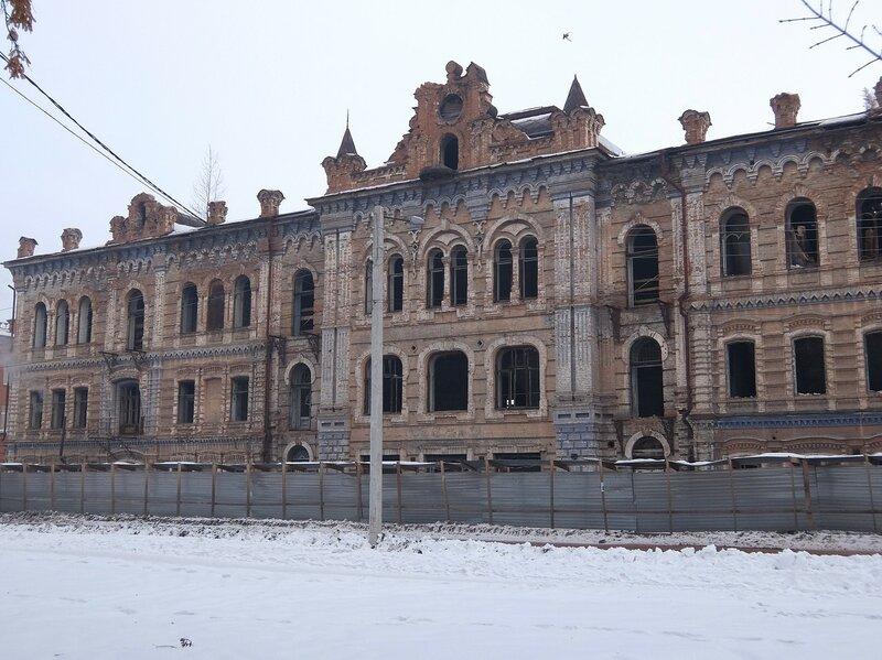 Минусинск - Дом Вильнера