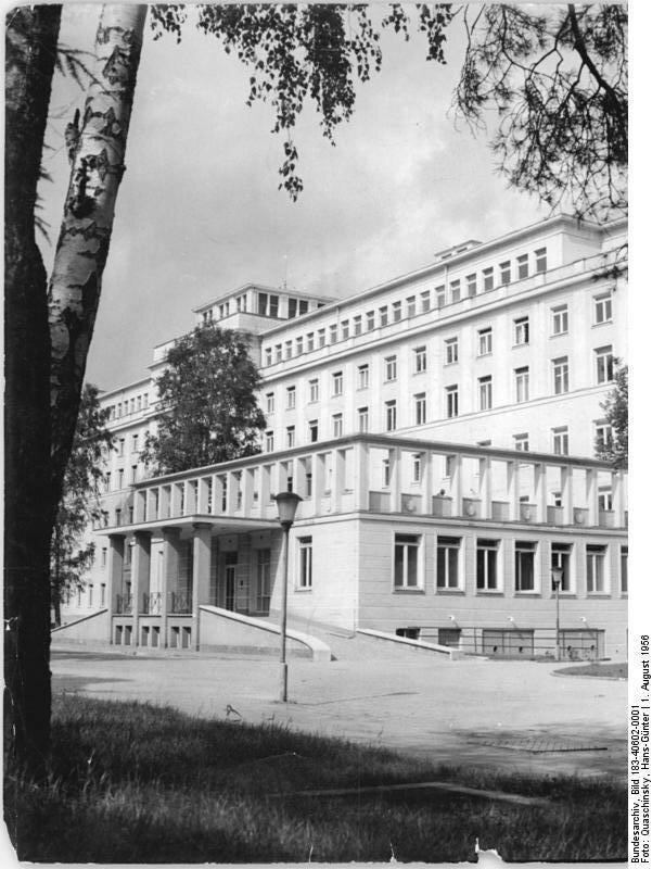 Dresden, Medizinische Akademie, chirurgische Klinik