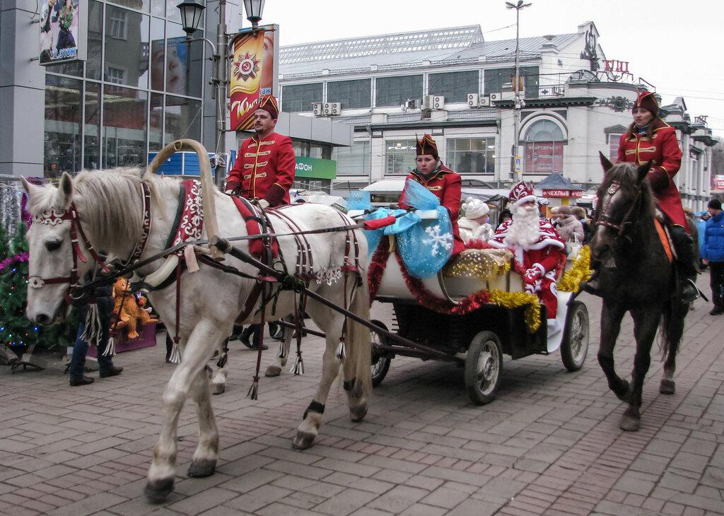 Парад Дед Морозов-2015