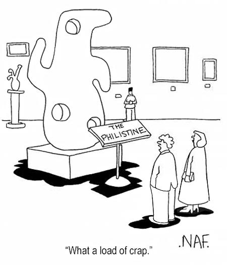 """Naf, """"What a load of crap"""" © Naf"""