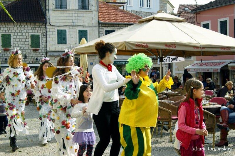 Танцы в Старом городе