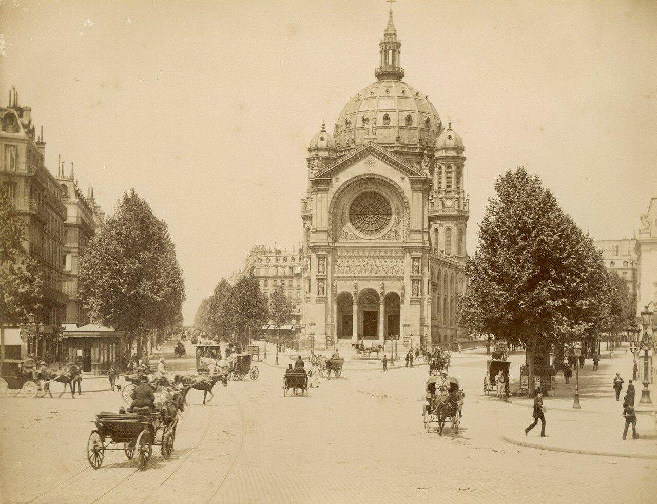1880-е. Церковь Святого Августина