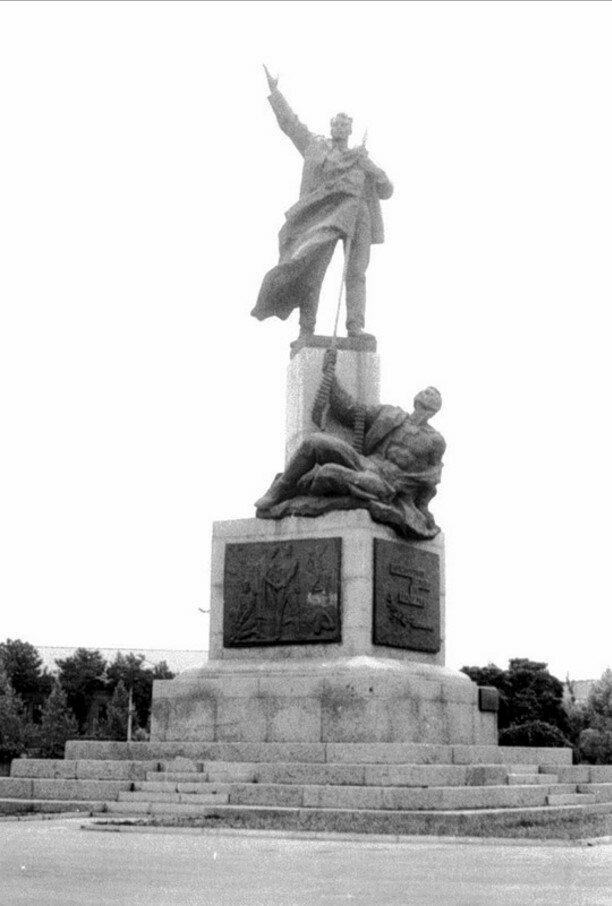 31. Николаев. Прогулки по городу